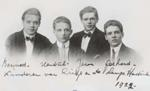 Jozef Rulof with some of his brothers